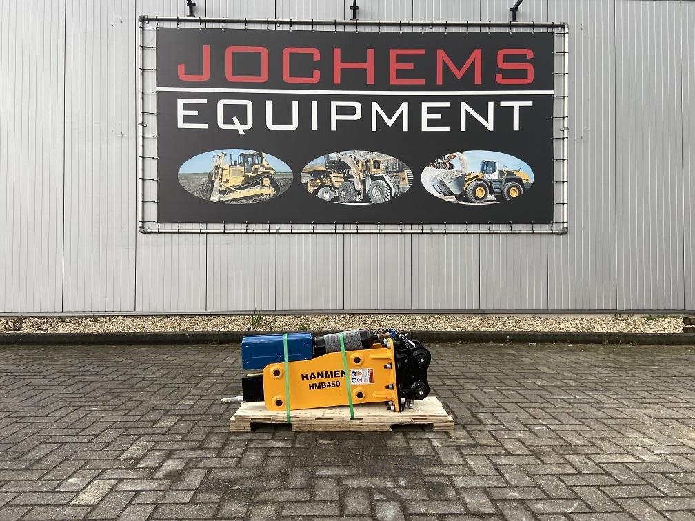 (141) NEW HMB-450 Hammer Complete Set